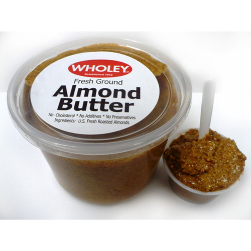 Fresh Ground Almond Butter (1 Lb. Avg)