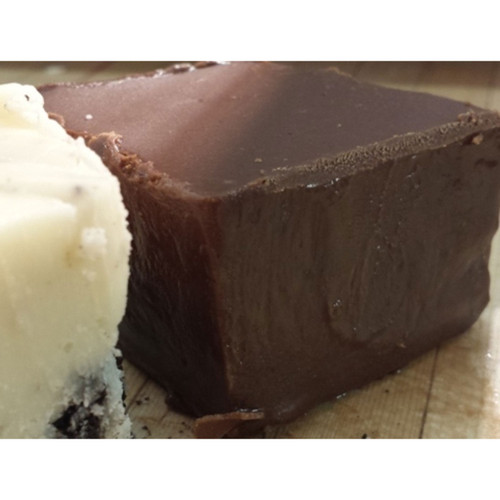 Creamy Chocolate Fudge (1 Lb. Avg)