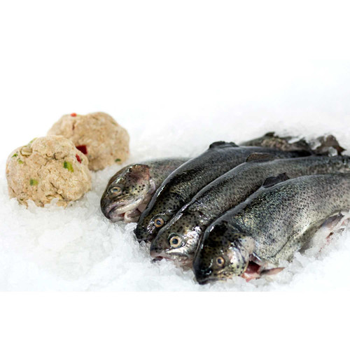 Stuffed Rainbow Trout Wholey's