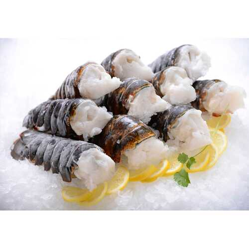 Ten 8-10 Oz. Cold Water Lobster Tails Wholey's