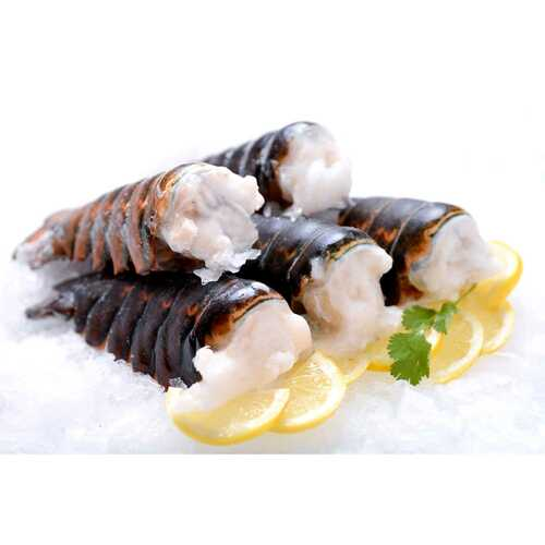 Five 5-6 Oz. Cold Water Lobster Tails Wholey's