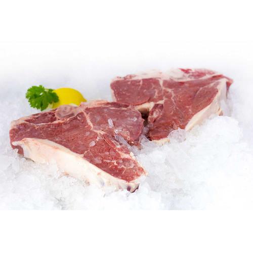 16 OZ USDA Porterhouse Steaks Wholey's