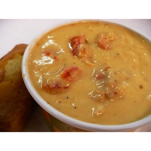 Lobster Bisque Condensed Frozen (4 Lb.) Wholey's