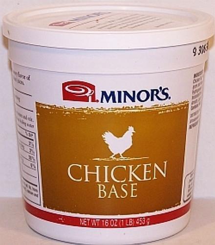 Minor's Chicken Base (16 OZ)