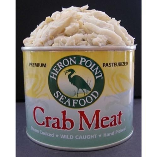 Backfin/Lump Crab Meat (1 LB.) Wholey's