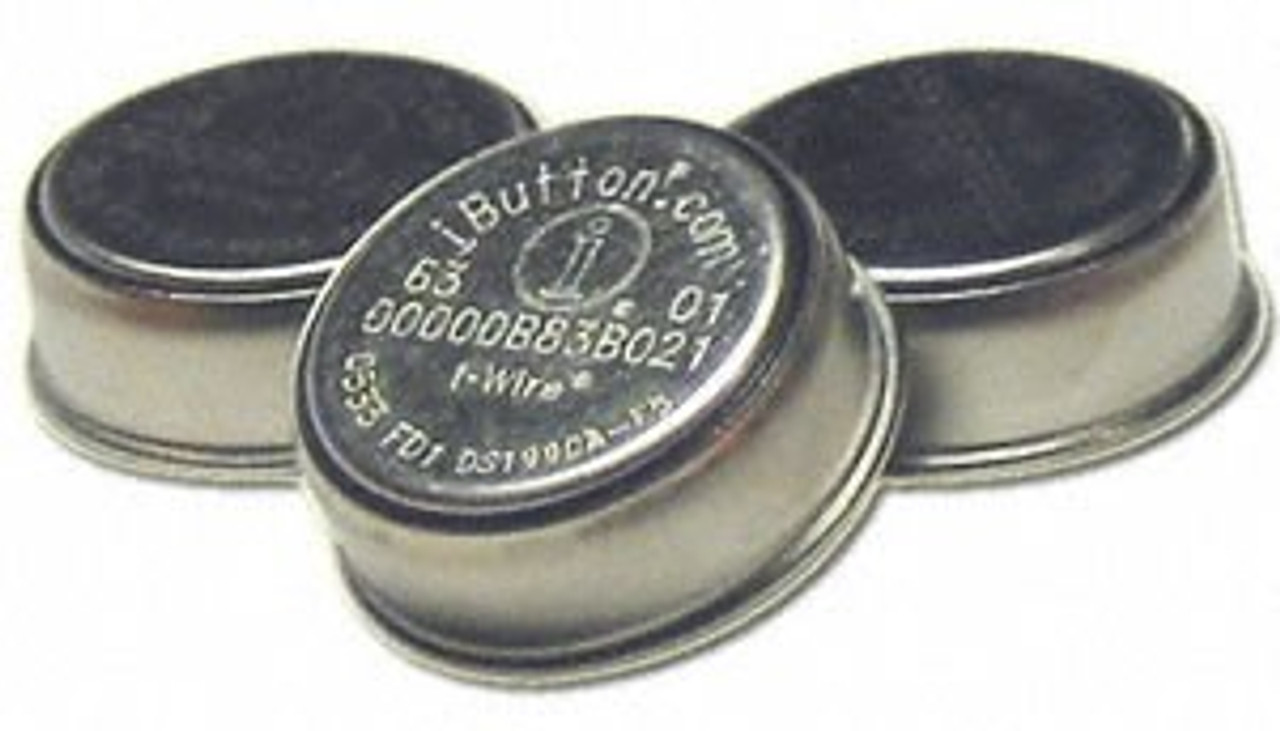 DS1922L-F5# Thermochron iButton -40C thru +85C