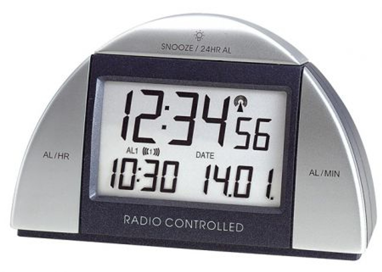 La Crosse WT298 Alarm Clock