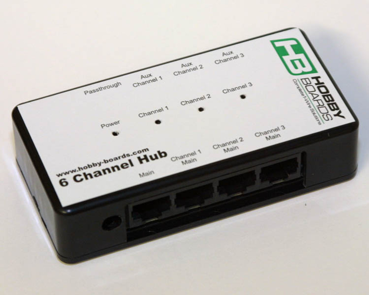 1-Wire 6 Channel Hub
