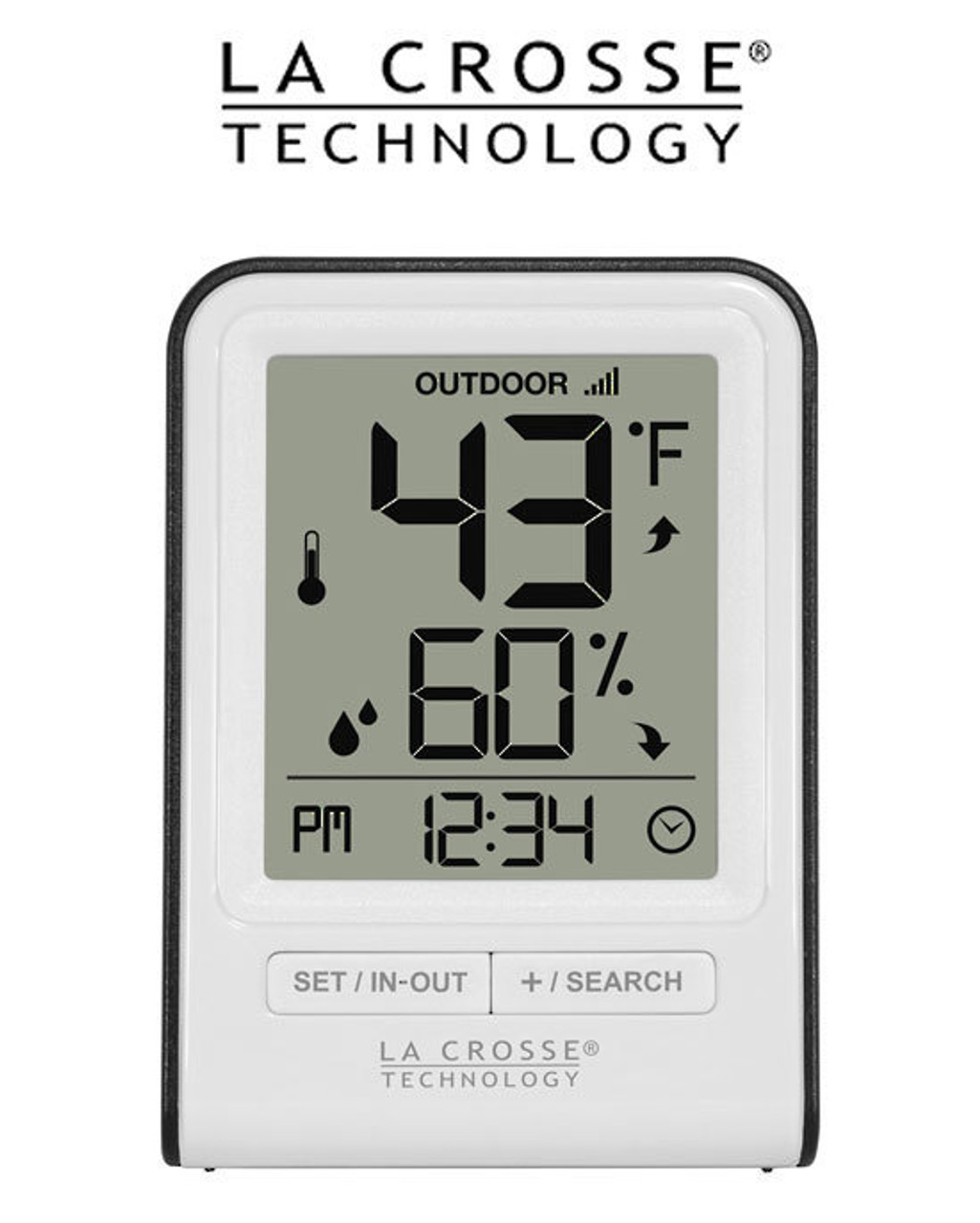 C83100 La Crosse Complete Personal WiFi Weather Station with Accuweather
