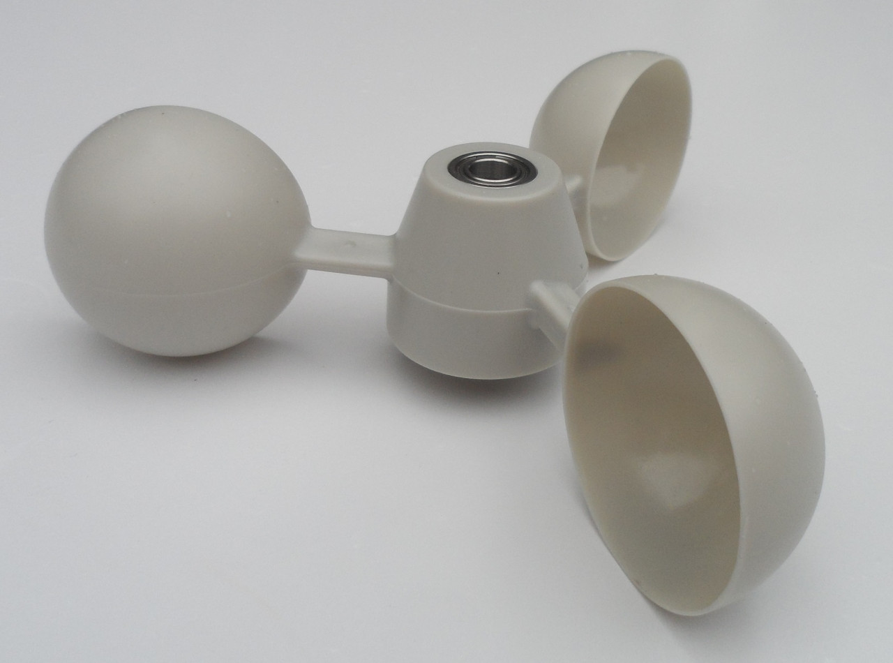 Wind Speed/Anemometer for WeatherRanger and WeatherSleuth