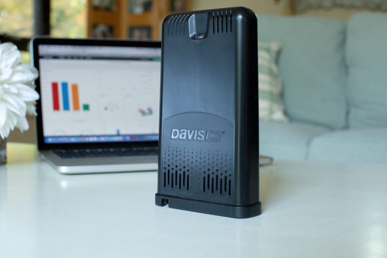 Davis 6110 Vantage Vue  and WeatherLink Live Bundle (No Console)