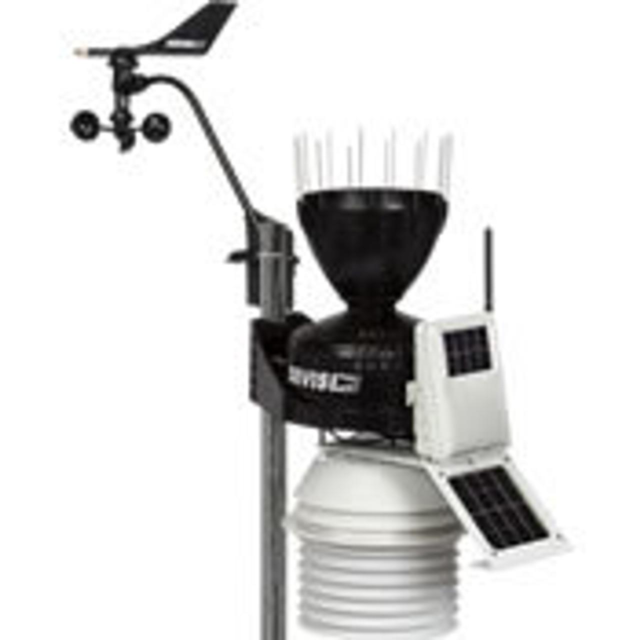 Davis Vantage Pro2 6323AU Integrated Sensor Suite with 24hr Fan-aspirated Radiation Shield