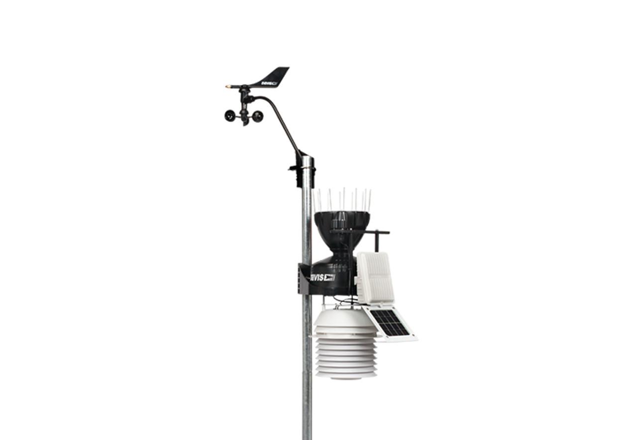 Davis 6825C Vantage Pro2 GroWeather Cabled Sensor Suite with 24-Hour Fan