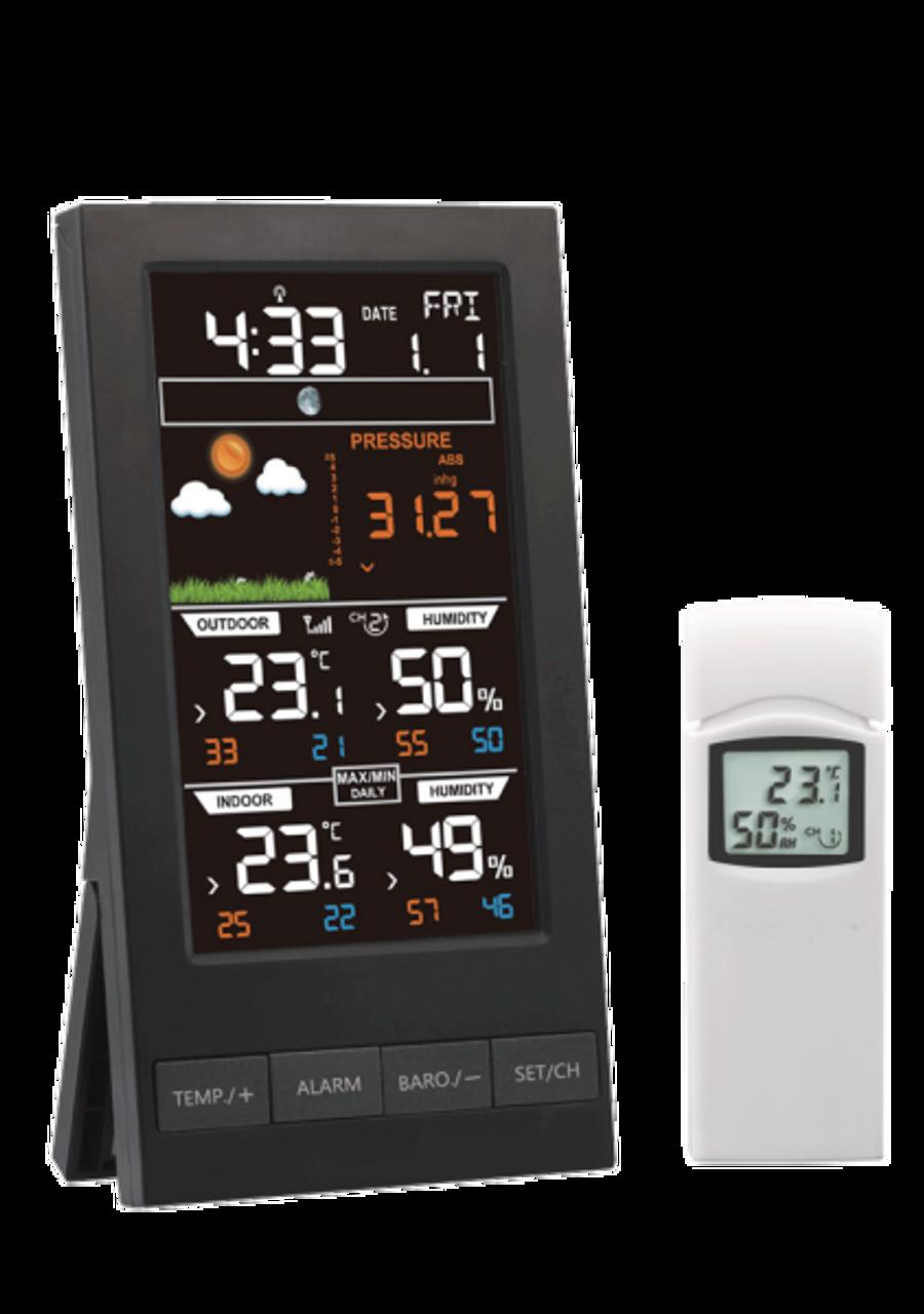 Aercus Instruments  WeatherSpy - Desktop Multichannel Weather Station