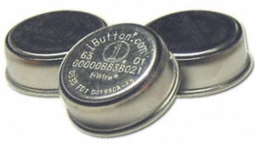 DS1923-F5# Hygrochron Temperature & Humidity iButton