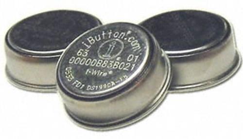 DS1921Z-F5# Thermochron iButton -5C thru +26C
