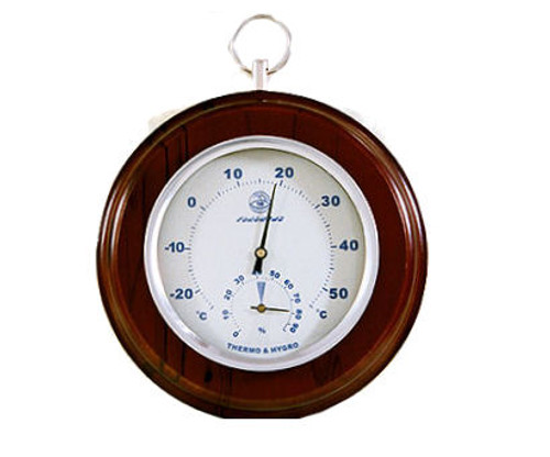 M0502TH Thermometer-Hygrometer (Humidity Measurement) Wall Mounted (195mm diameter)