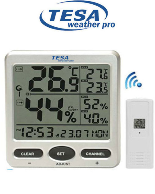 TESA  WS710 8-channel Thermo-Hygrometer