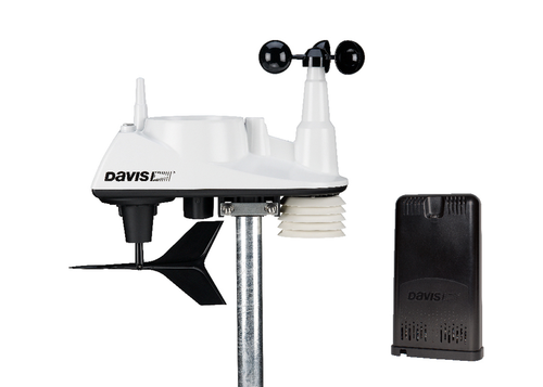 Davis Vantage Vue 6357AU WeatherLink Live Bundle (No Console)