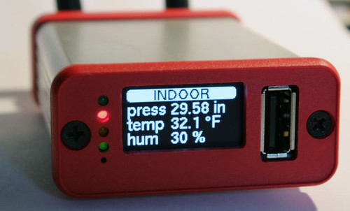 MeteoBridge DB200AU Pro Red