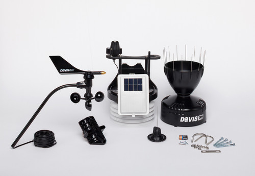 Davis 6820AU Vantage Pro2 GroWeather Wireless Sensor Suite