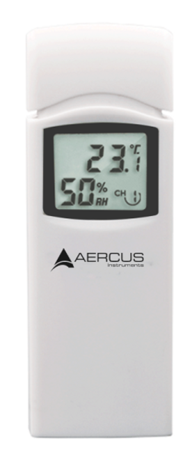 Extra Room Sensor for WeatherSpy