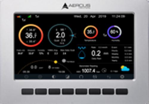 Aercus Instruments  WeatherMaster Console