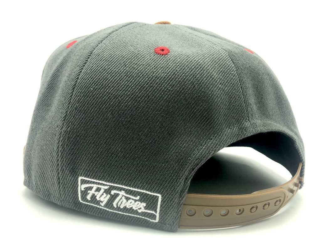 OG Rebel Hat (Fly Trees Edition)  (Discontinued Limited Edition)
