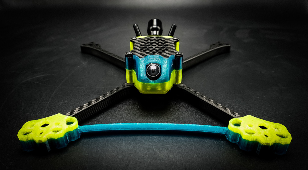 "2019 ruXus ( 5"" Stretch X) Quad Bra / Gate Gaurd"