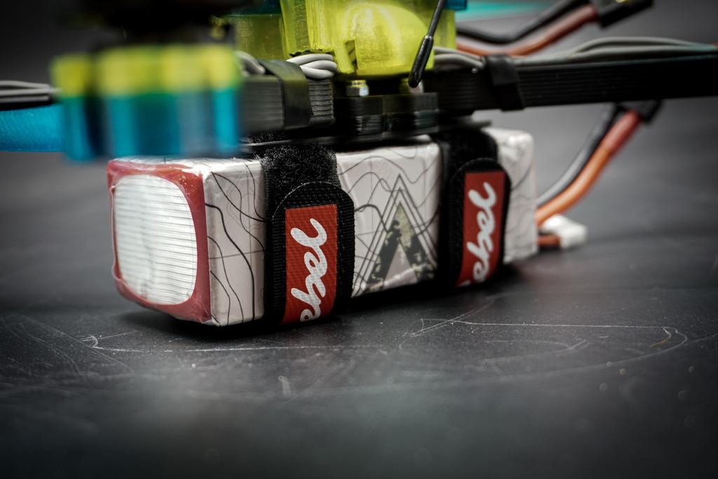 2019 ruXus Dual Battery Strap Mod