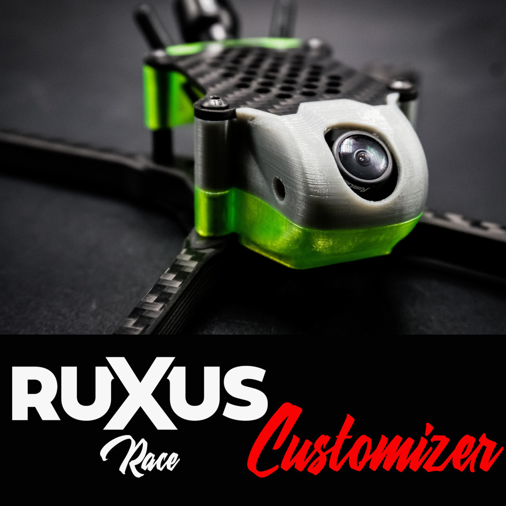 2019 Race ruXus Customizer