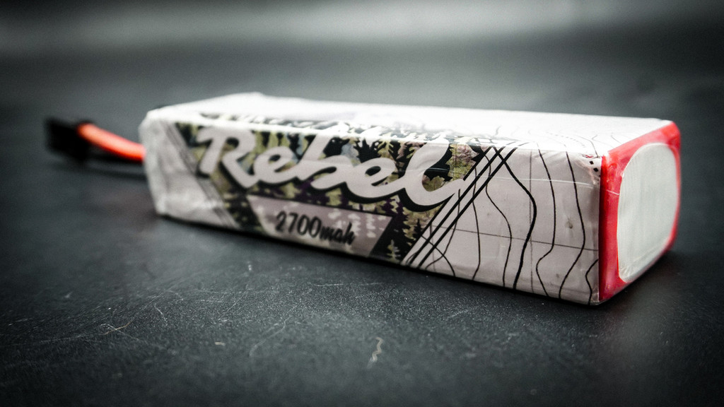 Rebel 2700mah 5s