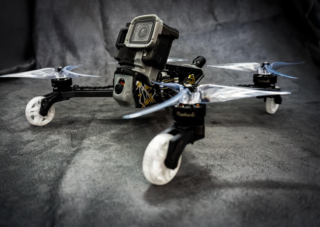 Tall Boy Quad Wheels / Drone Wheels for (Graffiti)