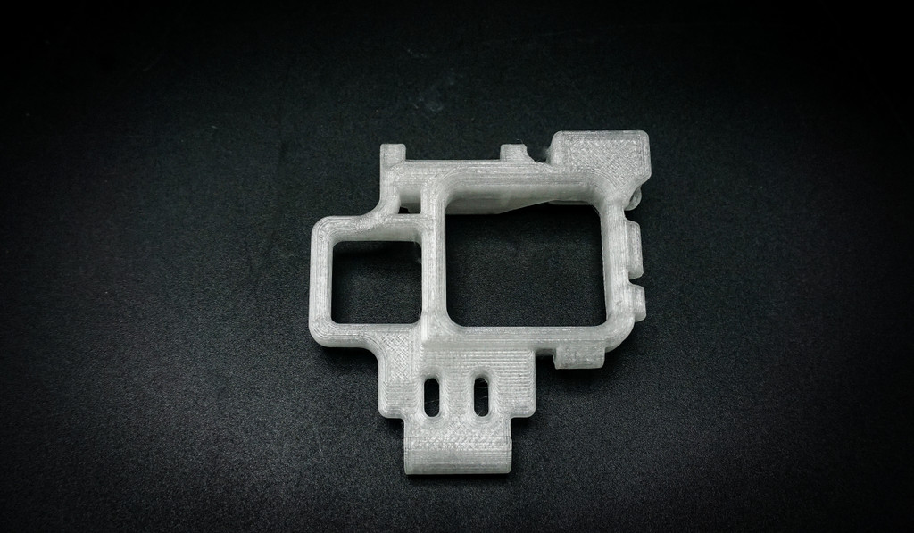 Yeti/ruXus Hero 5/6/7 GPS Mount Faceplate