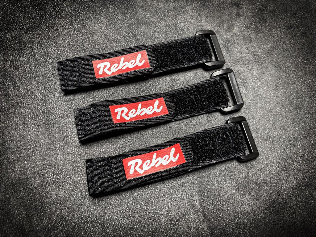 Rebel Battery Straps
