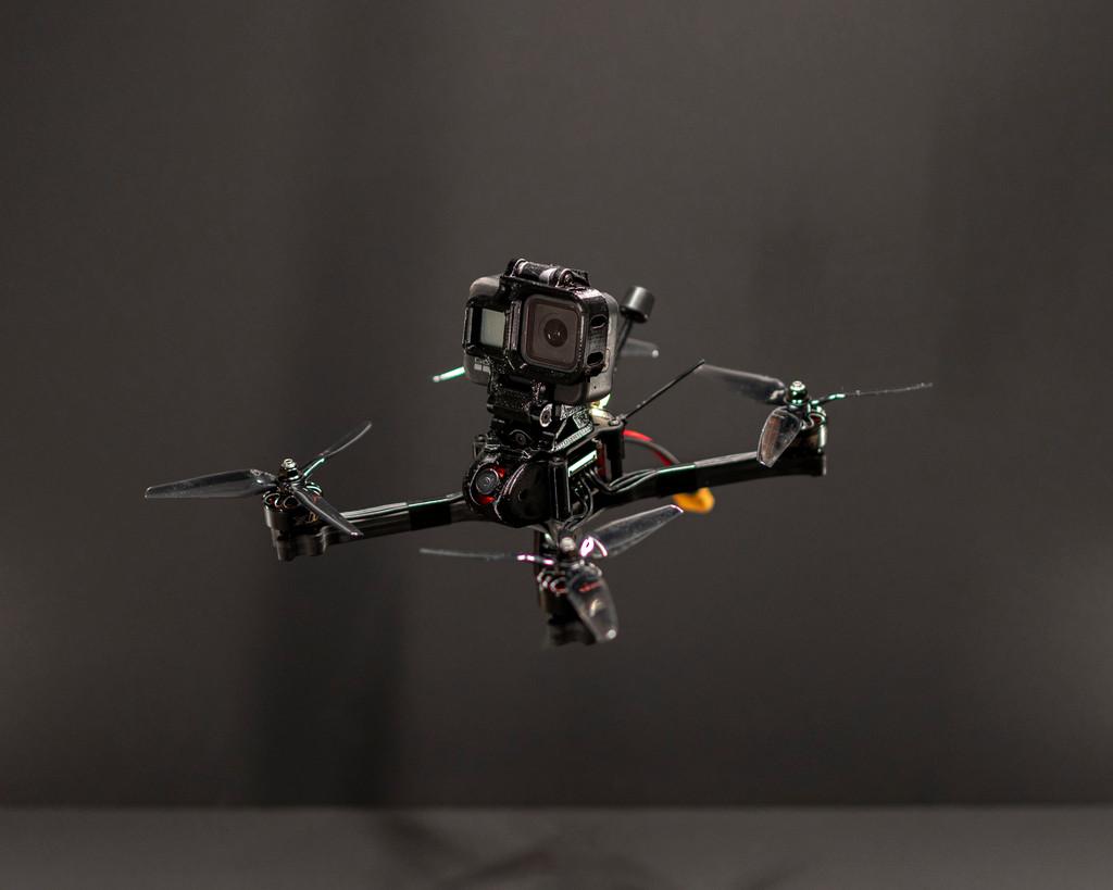 "ruXus 5"" Analog Ready to Fly"