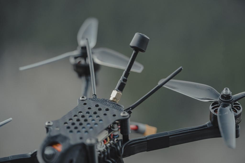 "ruXus 6"" Analog Ready to Fly"