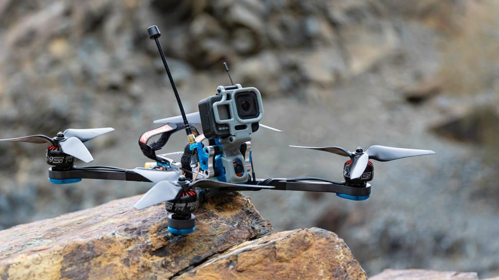 """Yeti 8"""" Analog Ready to Fly"""