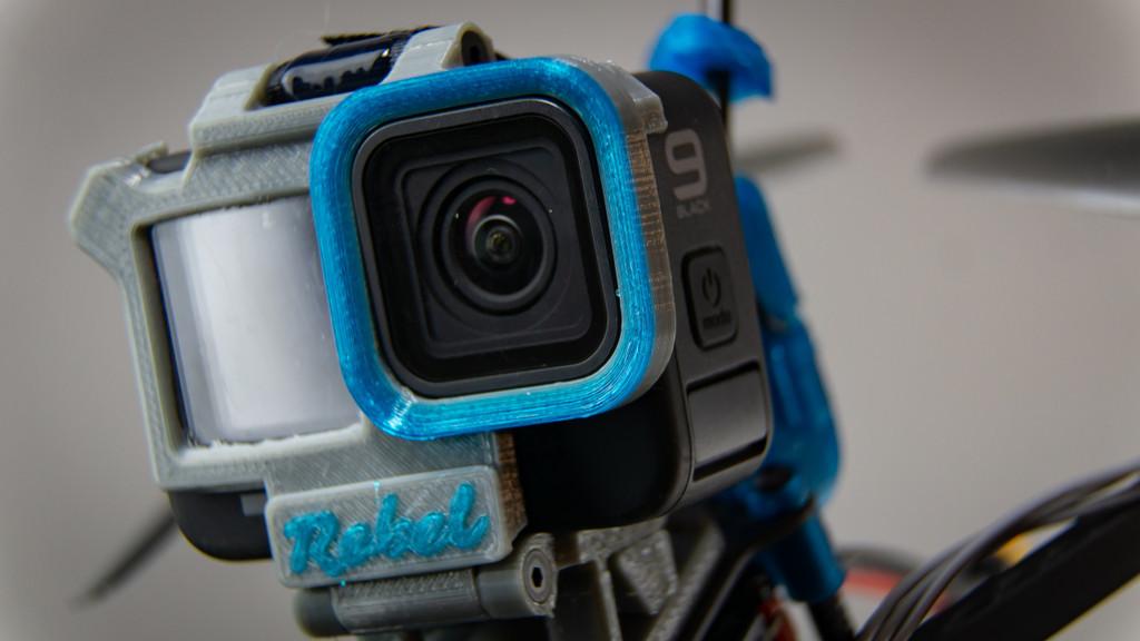 ruXus 5 inch DJI HD Ready to Fly
