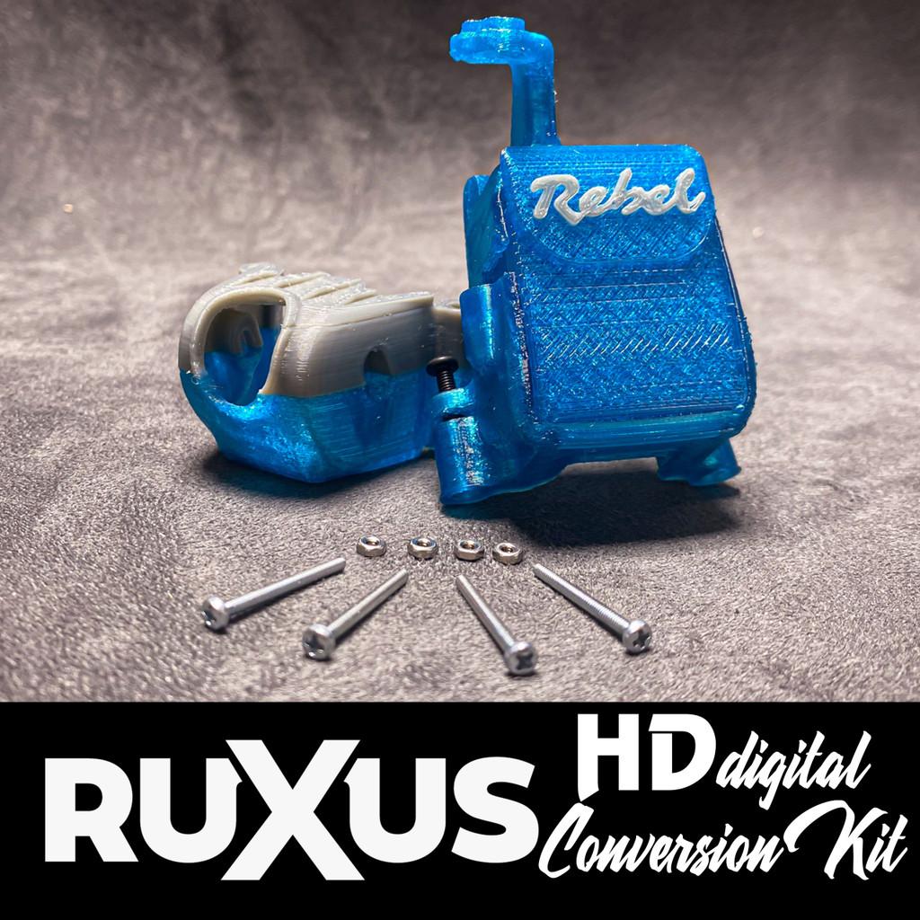 ruXus HD Conversion Kit