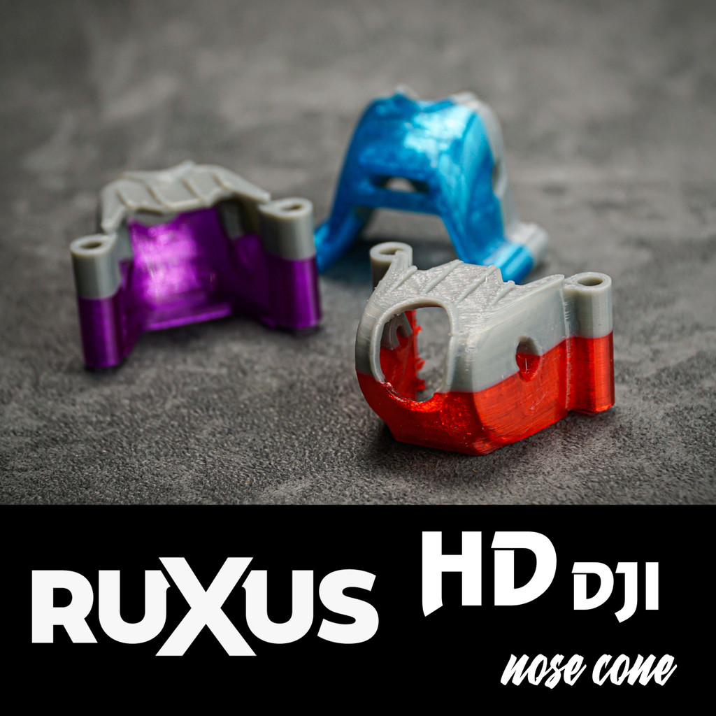 ruXus HD Camera Nose