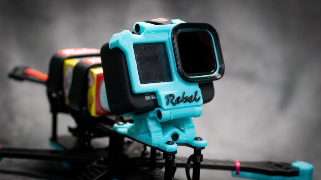 Adjustable Camera Mount Base For Rebel Basic Frame