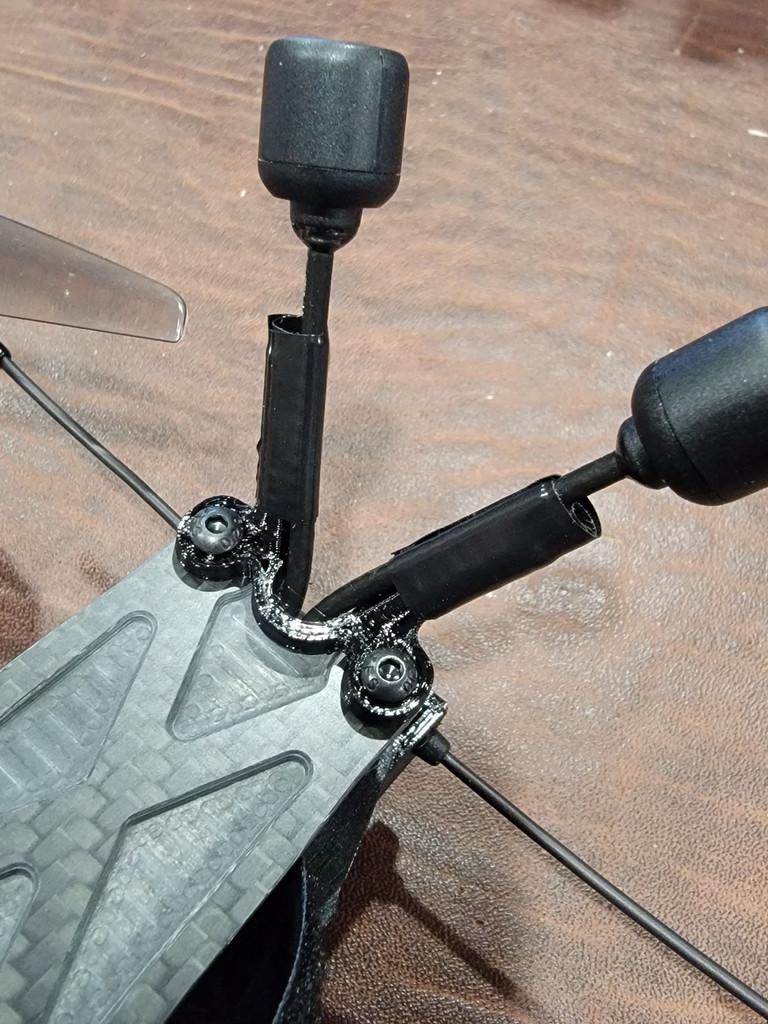 Antenna Pack For Rebel Basic Frame