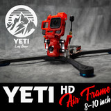 "Yeti 8""-10"" HD Long Range Frame"