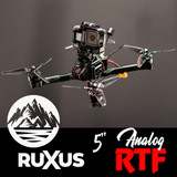 "ruXus 5"" Analog Ready to Fly"