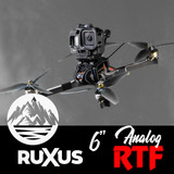 "ruXus 6"" Analog Ready to Fly"