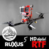 ruXus 5 inch DJI HD Ready to Fly