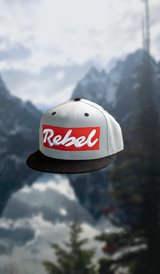 OG Rebel Hat (Long Range Edition) Premium Micro Sued Brim. (Limited Edition)