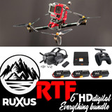ruXus 6 inch DJI HD Ready to Fly Everything Bundle
