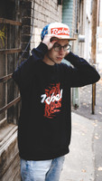 Rebel Roadkill Pullover (Unisex Cotton/Poly)